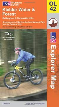 image of Kielder Water and Forest (OS Explorer Map)