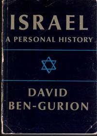 Israel a personal history