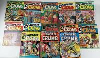 The Complete Crumb Comics Volumes 1-13