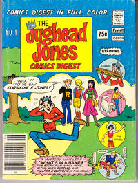 Jughead Jones Comics Digest No. 1