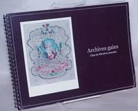 image of Archives gaies: une anthologie des homosexualités dans le livre ancien