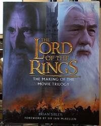 image of The Lord of the Rings; The Making of the Movie Trilogy
