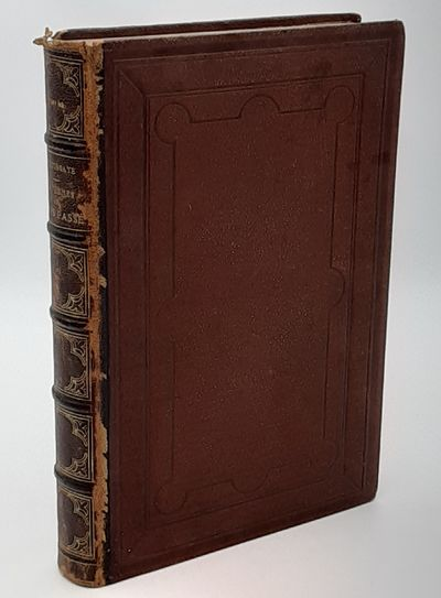 Paris.: Morizot., 1863. Contemporary quarter leather over stippled cloth, raised bands, gilt spine d...