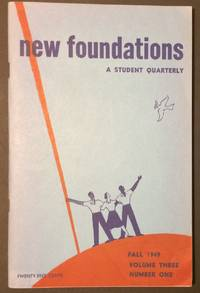 image of New Foundations: a student quarterly. Volume 3, no. 1 (Fall 1949)