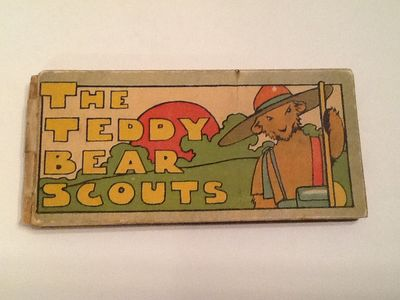 THE TEDDY BEAR SCOUTS