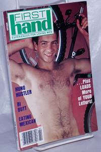image of FirstHand: experiences for loving men, vol. 14, #2, February, 1994: Hung Hustler