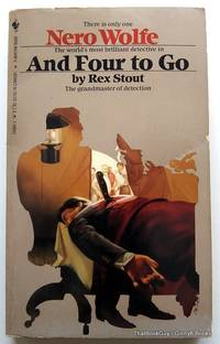 And Four to Go (Nero Wolfe Mysteries)