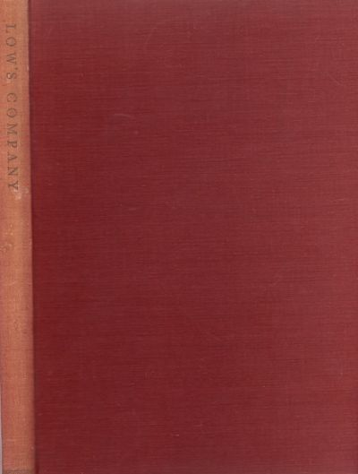 London: Methuen & Co. Ltd, 1952. First Edition. Hardcover. Good. Quarto. Red cloth hard cover. 108 p...