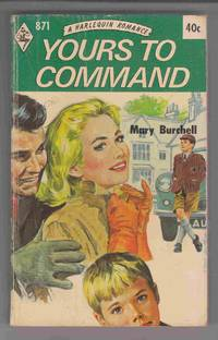 Yours to Command (Harlequin #871)