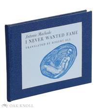 I NEVER WANTED FAME