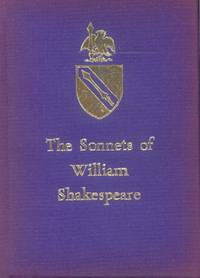 The Sonnets of William Shakespeare by  Editor Levi Fox - Hardcover - 1995 - from Books Online Plus and Biblio.co.uk