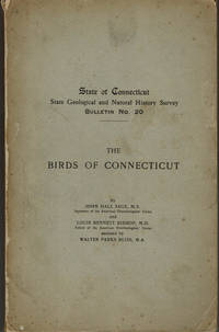 image of THE BIRDS OF CONNECTICUT.