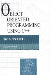 image of Object-Oriented Programming Using C++ (Addison-Wesley Object Technology Series)
