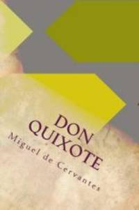 Don Quixote by Miguel de Cervantes - Paperback - 2016-04-28 - from Books Express and Biblio.co.uk