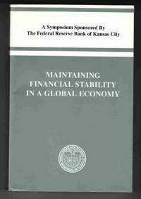 Maintaining Financial Stability in a Global Economy by  E. Gerald Et. Al Corrigan - Paperback - 1997 - from Riverwash Books and Biblio.com
