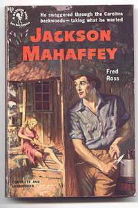 JACKSON MAHAFFEY.  BANTAM 970.