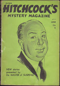 Alfred Hitchcock's Mystery Magazine (June 1972, volume 17, number 6)