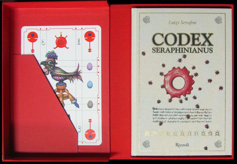 Codex Seraphinianus Deluxe Edition by Serafini, Luigi - 2013