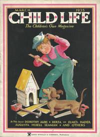 Child Life Magazine, March 1935, Volume XIV, Number III