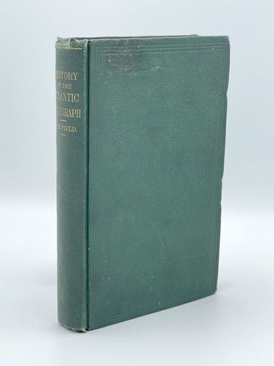 New York: Charles Scribner & Co, 1866. Spine ends and corners with some light wear, several small bu...