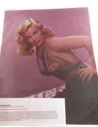 Over-Exposed (Original large publicity photograph of Cleo Moore)