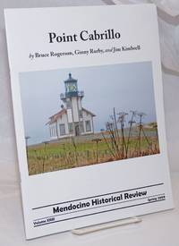 image of Mendocino Historical Review Volume xxiii Spring 2009