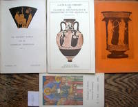 image of Catalogue of Books on Classical Antiquity.  A Scholar's Library on Classical Archaeology_Prehistory in the Aegean, etc. Catalogue No. 6.