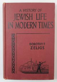 image of A History of Jewish Life in Modern Times