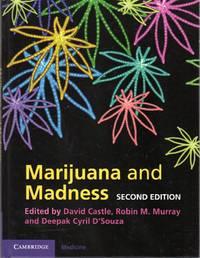 image of Marijuana and Madness (Second Edition)