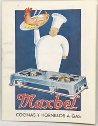 [STOVE CATALOG] [SPAIN] Maxbel Cocinas Y Hornillos A Gas