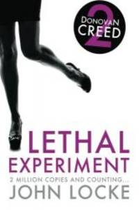image of Lethal Experiment: a Donovan Creed Novel