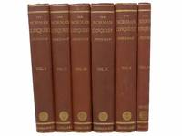 The History of the Norman Conquest of England, Its Causes and Its Results, in Six Volumes