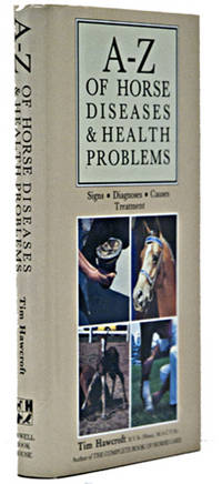 image of A-Z of Horse Diseases_Health Problems