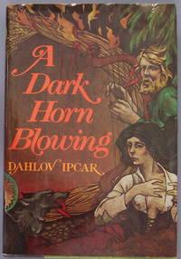 A DARK HORN BLOWING