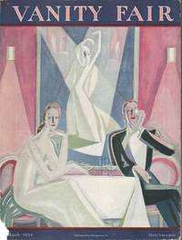 image of Vanity Fair Magazine, March, 1924