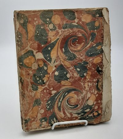 Villefranche.: Vedeilhie., 1781. Contemporary marbled wraps.. Good, last 4 leaves waterstained, othe...