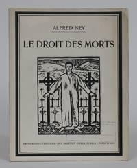 image of Le Droit Des Morts: Un Appel Pour La Protection Des Tombeaux De Guerre