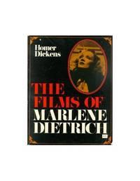 image of Films of Marlene Dietrich (Film Books)