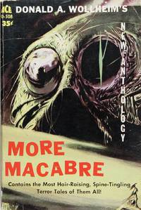 image of More Macabre (Ace D-508)