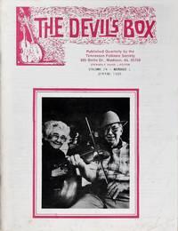 image of The Devil's Box (Volume 24, No 1, Spring 1990)