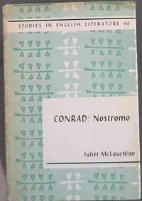image of Conrad: Nostromo (Studies in English literature, no. 40)