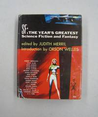 image of SF: The Years Greatest Science Fiction and Fantasy