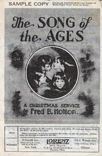 The Song of the Ages: A Christmas Service