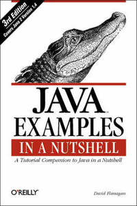 image of Java Examples in a Nutshell
