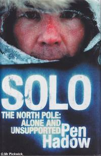 Solo: The North Pole, alone and unsupported