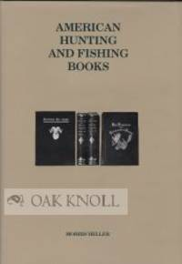 AMERICAN HUNTING AND FISHING BOOKS