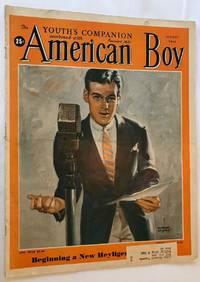 Youth's Companion American Boy: Vol. 114, No. 8: August 1940