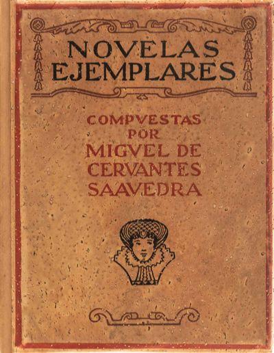 """""""Cervantes` �Novelas Ejemplares�..."""