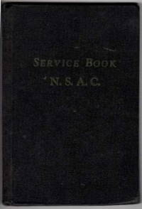 image of Service Book National Spiritualist Association of Churches