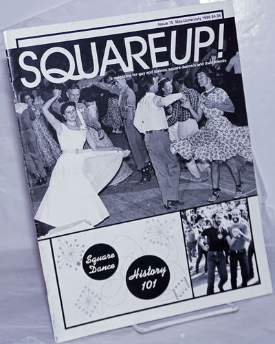 Albuquerque: Squareup!, 1998. Magazine. 20p. includes covers, 8x10.5 inches, articles, reviews, news...